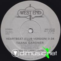 Taana Gardner - Heartbeat - Single 12'' - 1981