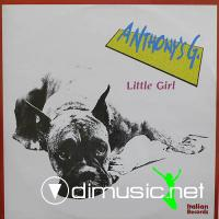 Anthony's G. - Little Girl - Single 12'' - 1987