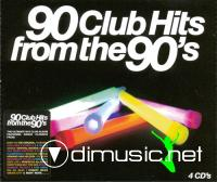 Various - 90 Club Hits from the 90's