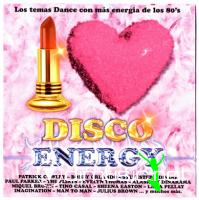 Various - I Love Disco Energy Vol. 1