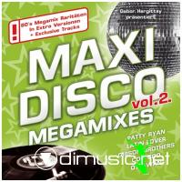 Various - Maxi Disco Megamixes Vol. 2 [2010]