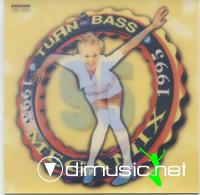 Various - Turn Up The Bass Megamix 1995