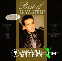 GRANT MILLER - Best Of - The Maxi-Singles Hit Collection (2010)