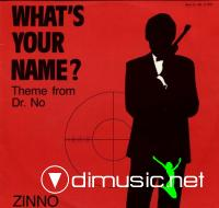Zinnon - What's Your Name (Theme From Dr. No) - Single 12'' - 1985