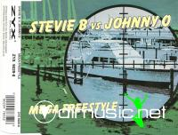 Stevie B Vs Johnny O - Mega Freestyle