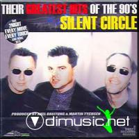 Cover Album of Silent Circle - Their Greatest Hits Of The 90's