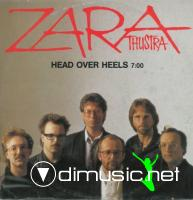 Zara Thustra - Head Over Heels - Single 12'' - 1987