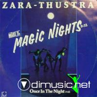 Zara Thustra - Magic Nights - Single 12'' - 1986