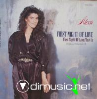 Alexis - (1987) - First Night Of Love 12''