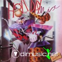 Raul Orellana - (1986) - Holiday Mix (...Another Mix By Raul Orellana) Lp