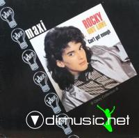 Cover Album of Rocky - (1987) - Hot Love 12''