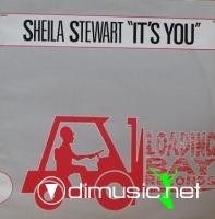 Sheila Stewart - (1989) - It's You 12''