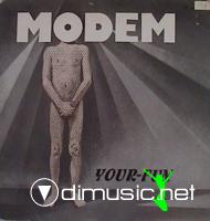 Modem - Your Fun - Single 12'' - 1984