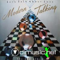 Modern Talking - Let's Talk About Love - The 2nd Album (24Bit-96kHz)