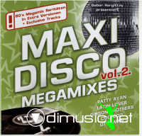 Maxi Disco Vol.2 Megamixes [lossless]