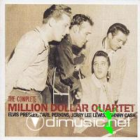 Elvis Presley, Cash, Lewis & Perkins - The Complete Million Dollar Quartet