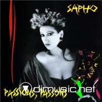 SAPHO - Passions,Passons (1985)