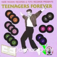Teenagers Forever Vol 1,2,3 [3cd]