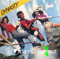 Cover Album of Dynasty - Your Piece Of The Rock 1979