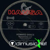 Howard Grace - Monovision / Automation (Vinyl 1985) wav