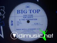 Kim Herte & The Federations -  Dance With A Stranger (Vinyl 1986) wav