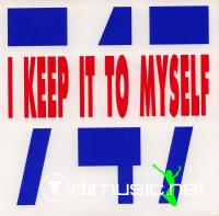 7even 4orty 7even - I Keep It To Myself - Single 7'' - 1991