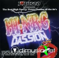Various - I Love Disco Hi-Nrg Passion Vol.1