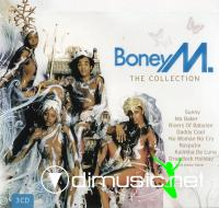 Boney M - The Collection (3CD)APE
