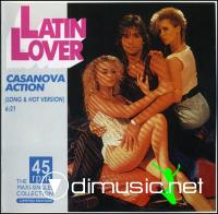 Latin Lover - Casanova Action - The Maxi-Singles Collection