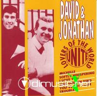 David & Jonathan - Lovers Of The World Unite - The Greatest Hits