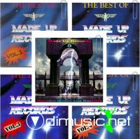 Various - The Best Of Made Up Records Vol.1-5