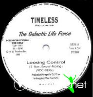 Galactic Life Force, The - Loosing Control (B-Boys Keep On Rocking)