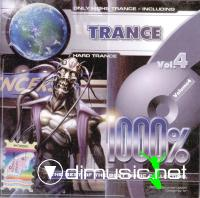 VA - 1000%-The Best Of The Best Music Collection-Trance-Vol.4 (2002)