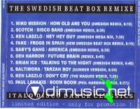Various - Beat Box - The Swedish Remixe & Spec. Versions