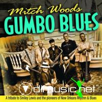 Mitch Woods - Gumbo Blues (2010)