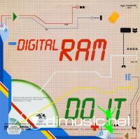 Digital Ram – Do It 12''(1987-FLAC)