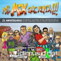 Mas Mix Que Nunca 25th Anniversary 2010