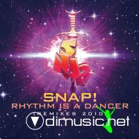 Snap - Rhythm Is A Dancer - Single 12'' - 2010