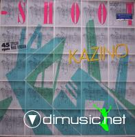 Kazino - Shoot - Single 12'' - 1985