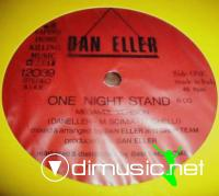 Dan Eller - One Night Stand - Single - 1987