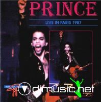 PRINCE - Live in Paris 1987 (1987)