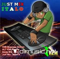 Various - Just Mix Italo (2008)FLAC