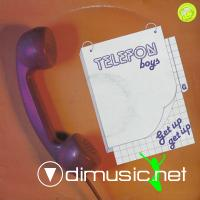 Telefon Boys - Get Up, Get Up - Single 12'' - 1985