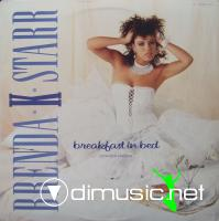 Brenda K. Starr - Breakfast In Bed - Single 12'' - 1987