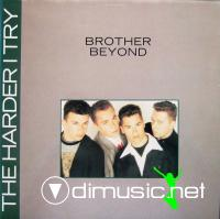 Brother Beyond - The Harder I Try - Single 12'' - 1988