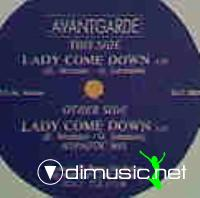 Avantgarde - Lady Come Down - Single 12'' - 1988