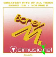 Greatest Hits Of All Times - Remix `89 - Volume II (1989) BONEY M