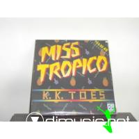 K.K. Toes - Miss Tropico - Single 12'' - 1986