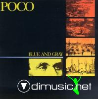 Poco - Blue And Gray 1981