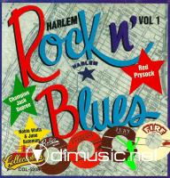 VA - Harlem Rock n' Blues vol.1 (1991)